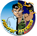 Logo of Fighter Fitness (Partner School of Muay Thai Singapore West)